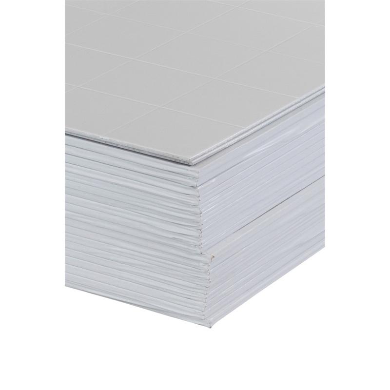 HardieGlaze Tile Lining 2700 x 1200 x 6mm  White