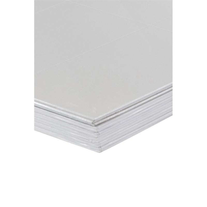 HardieGlaze Grande 2400x1200x6mm Tile Lining White