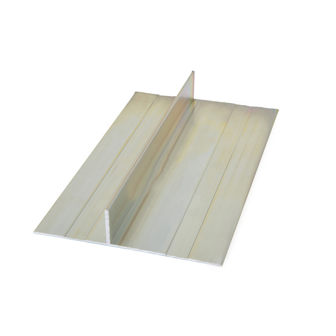 Linea Oblique Weatherboard Aluminium Trimline Joint Flashing 3000mm