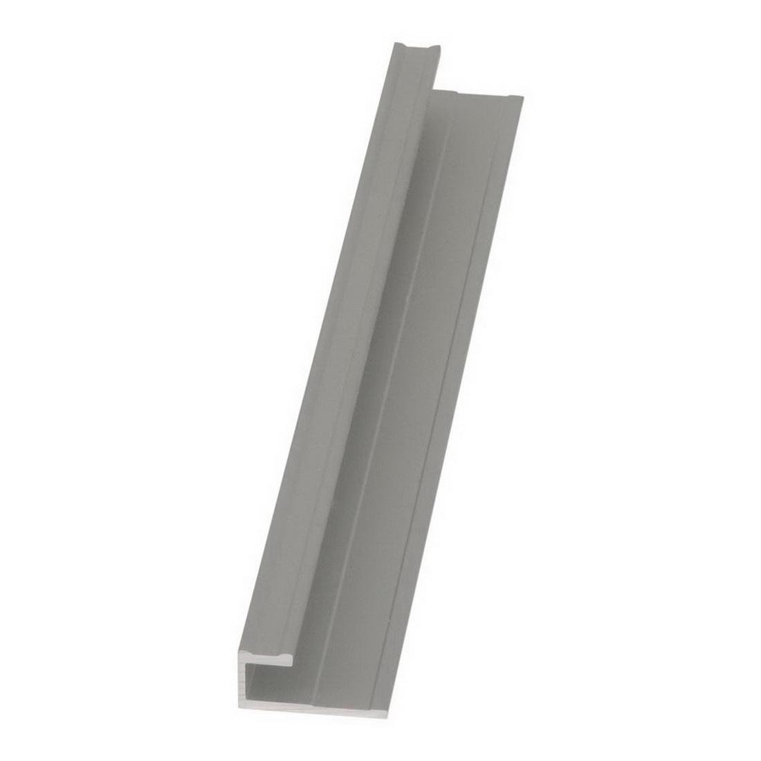 HardieGlaze 4.5mm Cap Aluminium 2700mm Naturally Anodised