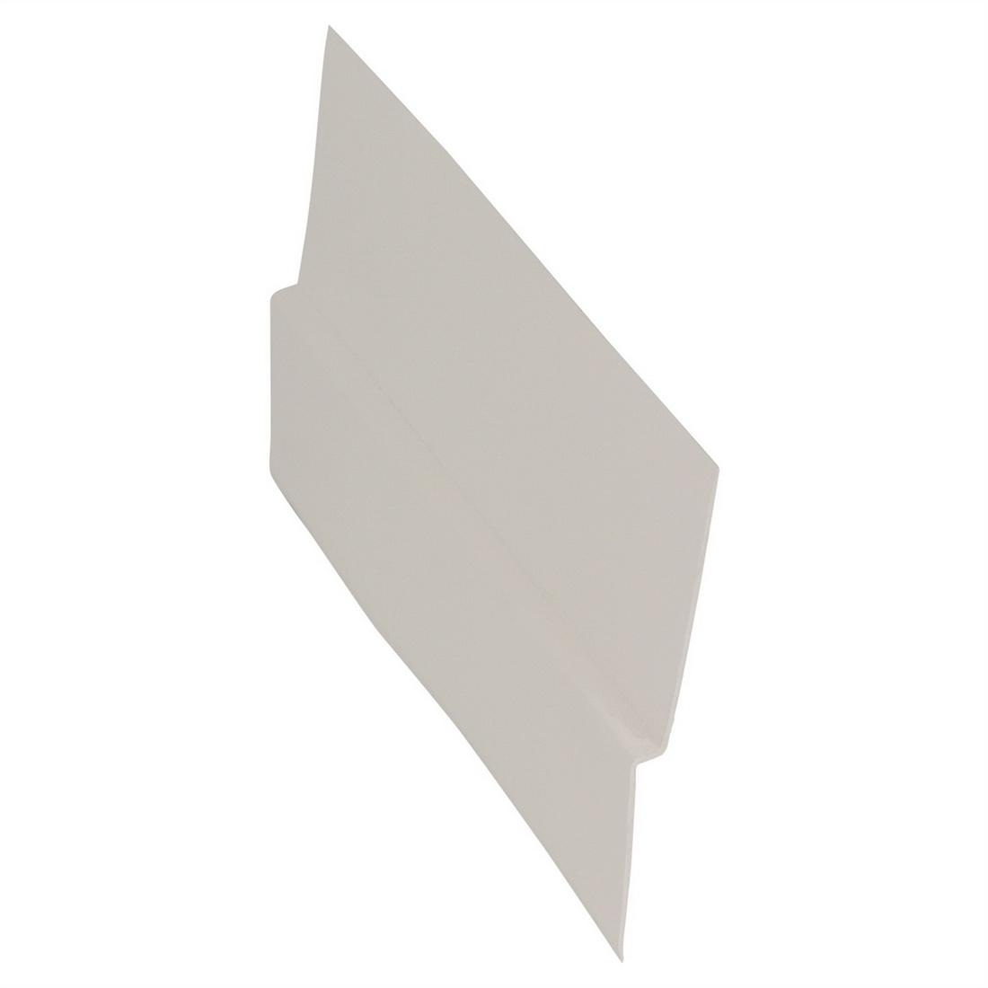 Linea Weatherboard Aluminium External Slim Box Corner 2700mm