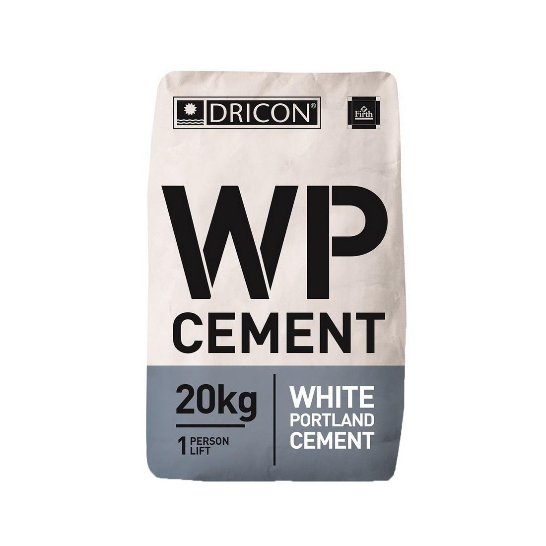 Portland White Cement 20kg