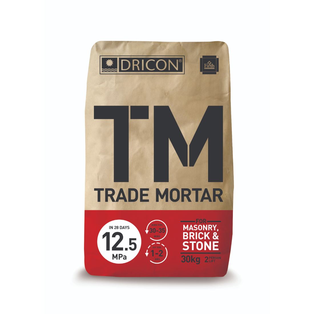 Trade Mortar Natural 30kg