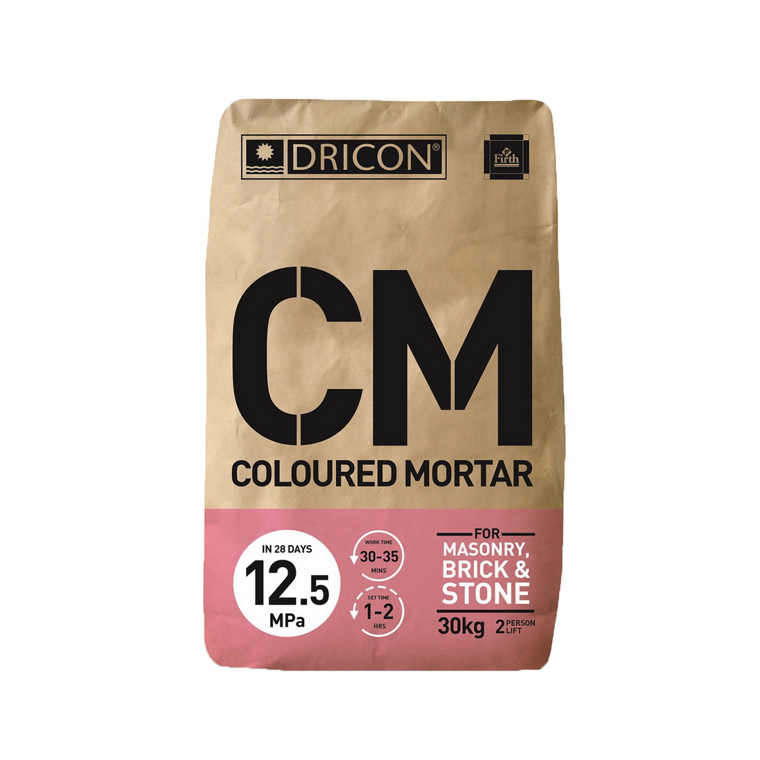 Coloured Mortar Charcoal 30kg