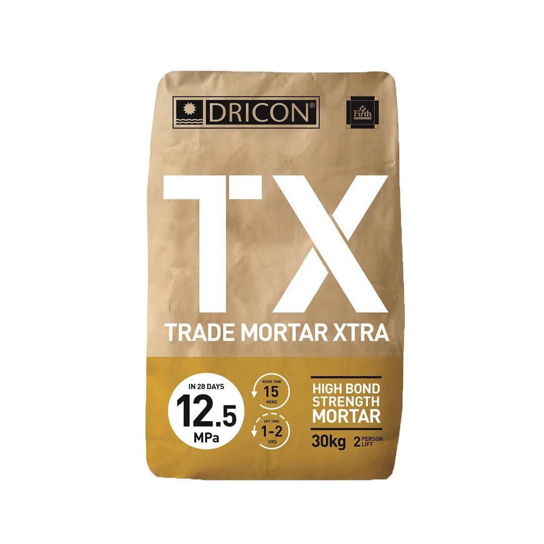 Trade Mortar Extra 30kg