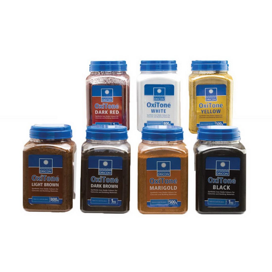 Oxitone Oxide Dark Brown 1kg