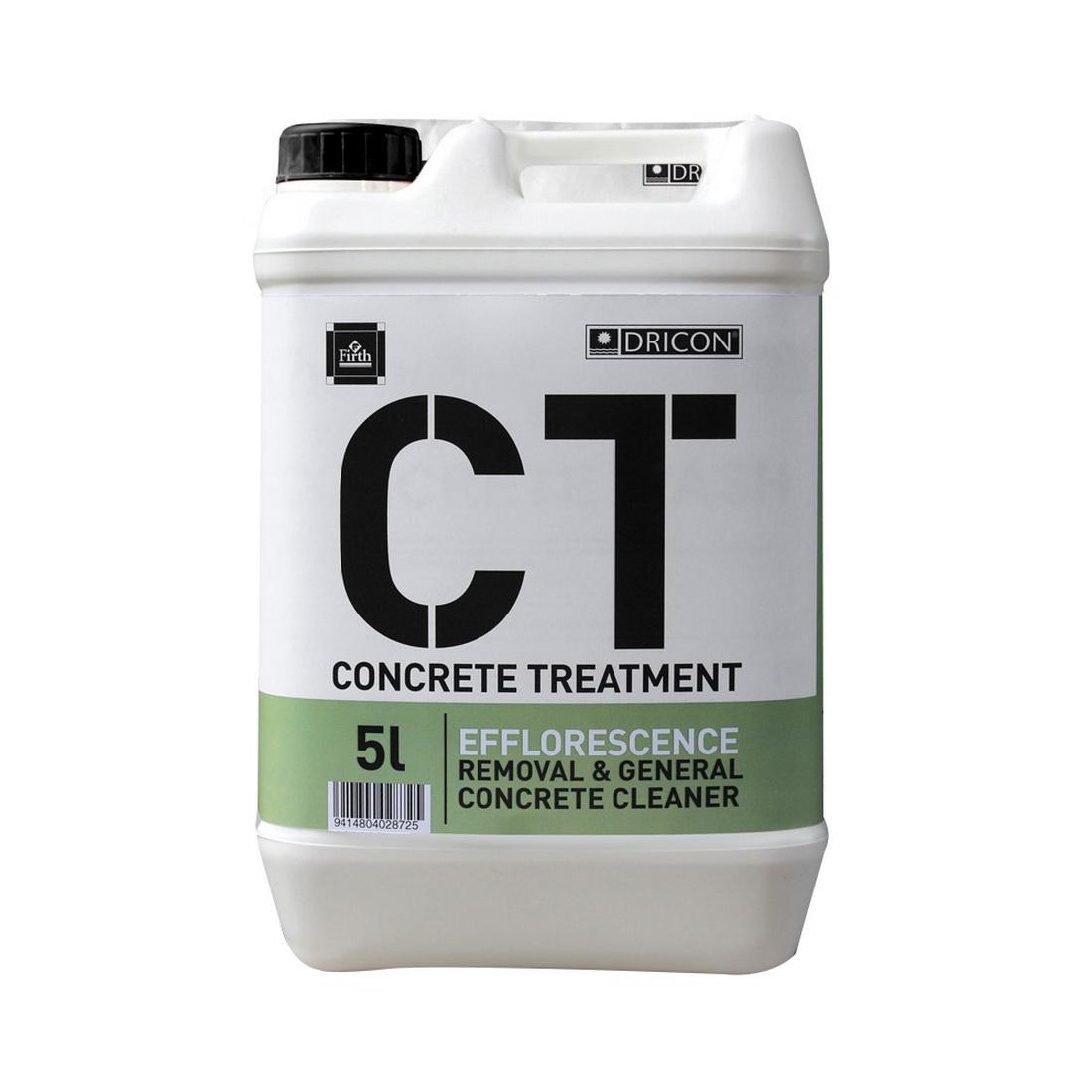 Concrete Treatment Cleaner 5L