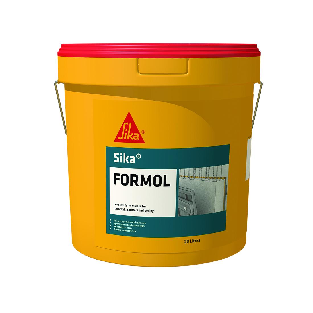 Formol 20L Concrete Form Release Agent Blue/Green