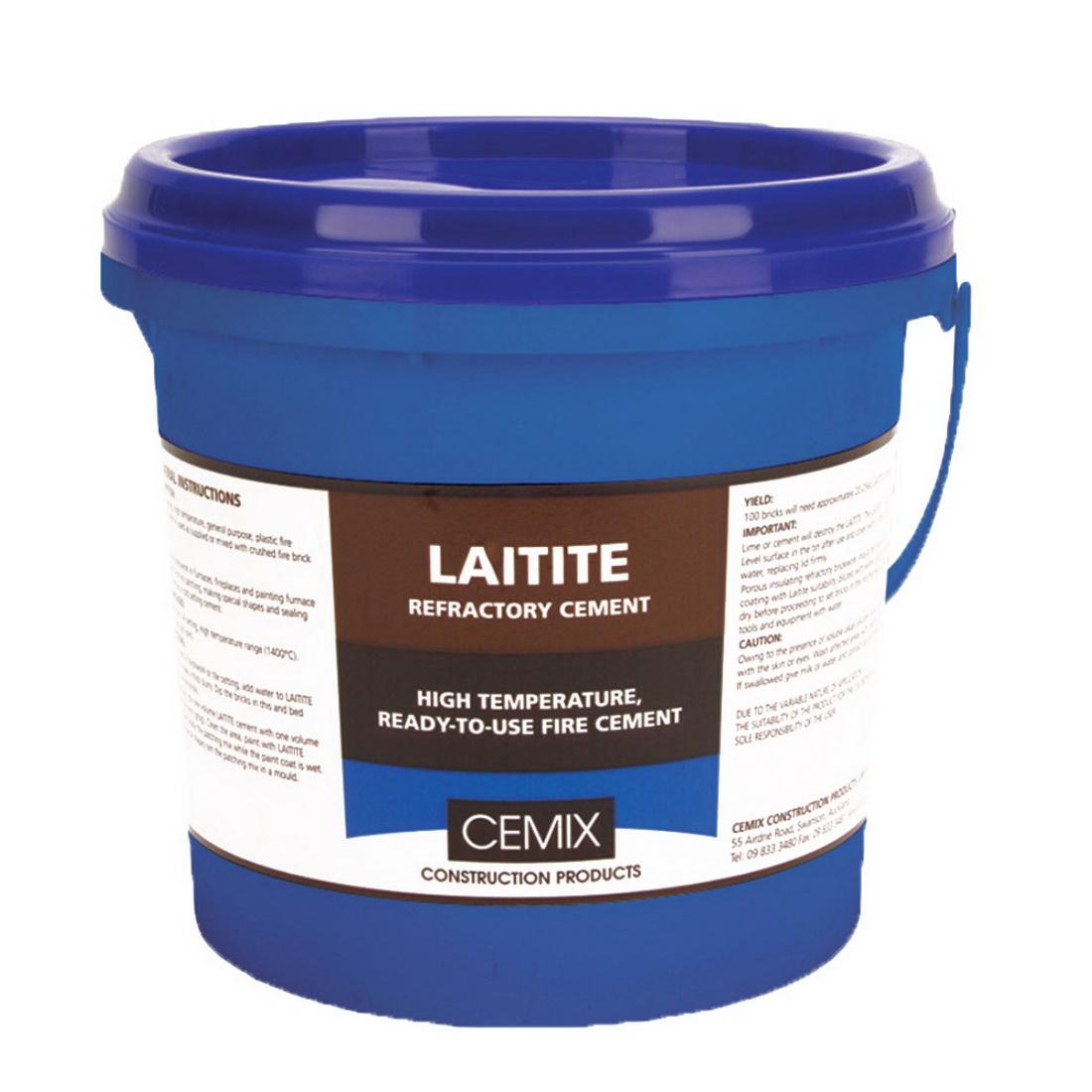 Cemix Laitite Fire Place Cement 7kg 20948