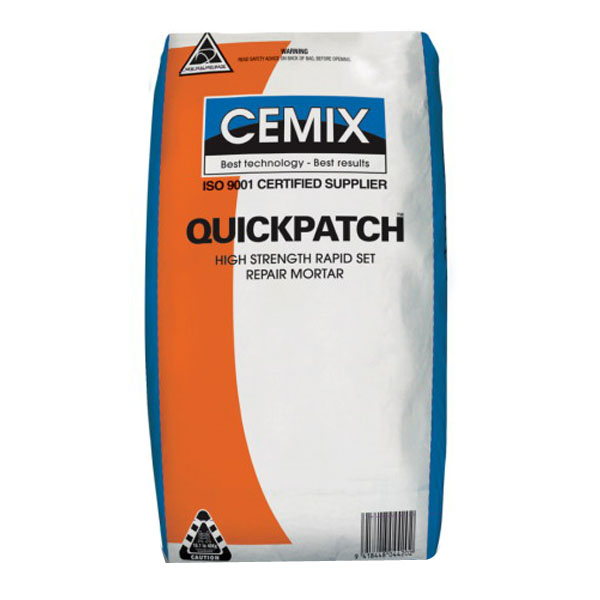 10kg Sand/Cement Patching & Repair Compound Grey Powder