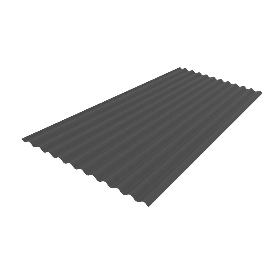 Corrugate Zincalume 0.40 BMT