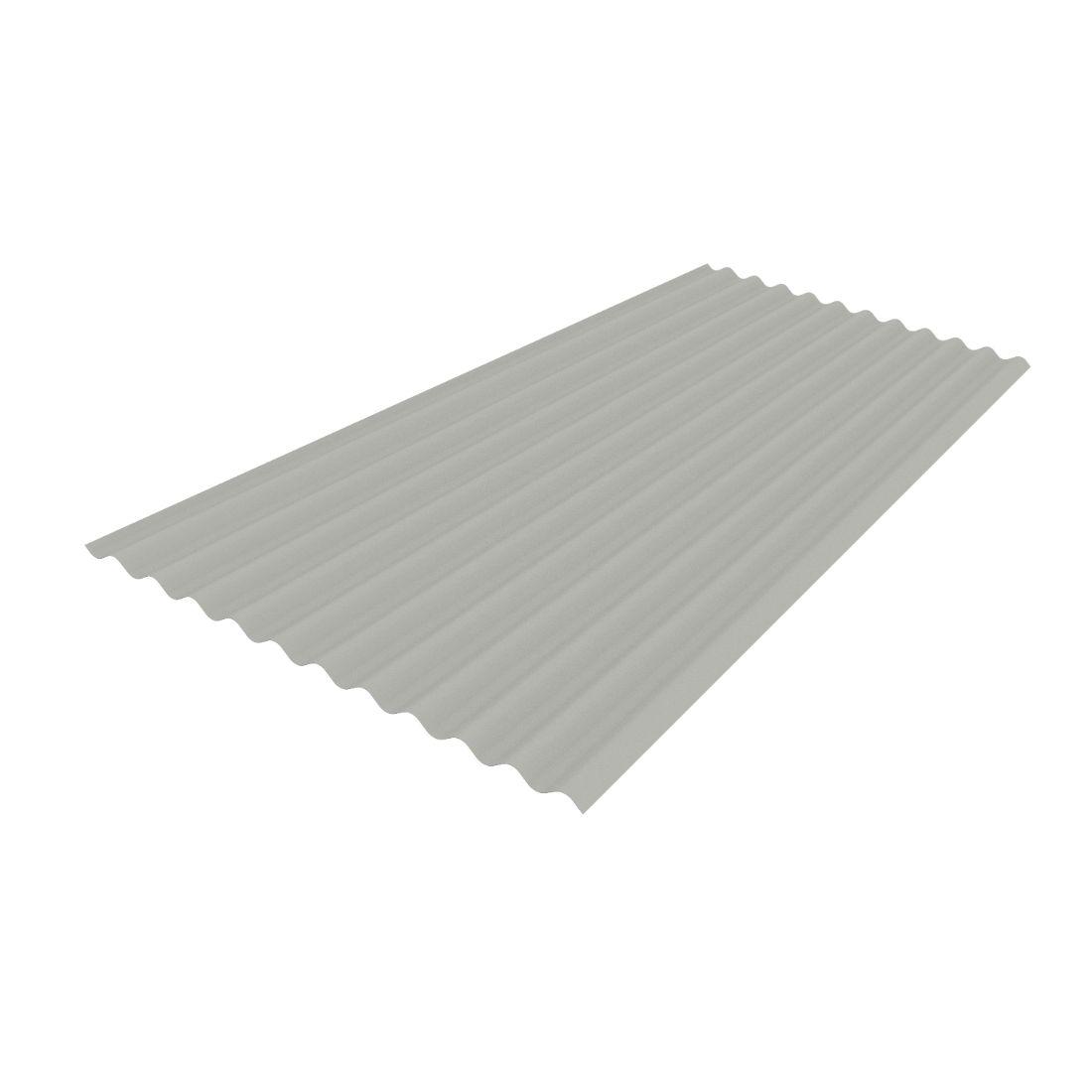 Corrugate Galvanised 0.55 BMT 1.0m