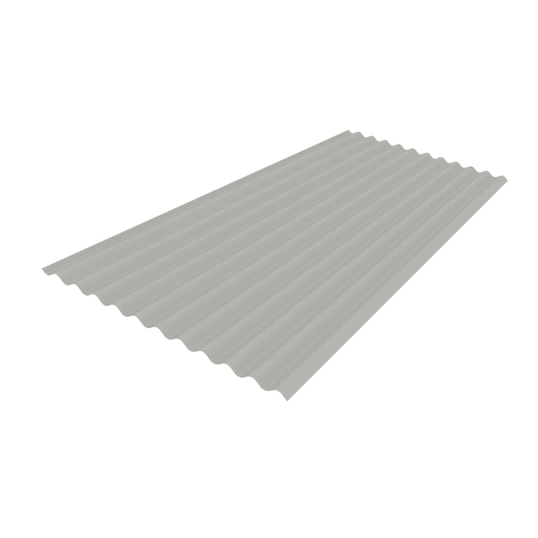 Corrugate Galvanised 0.40 BMT 1.8m