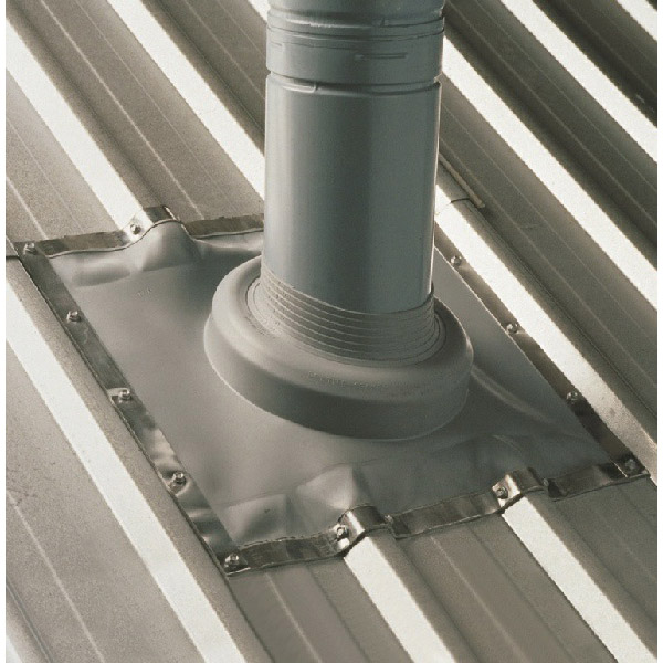 Dektite Flashing Soaker 114-255mm EPDM Grey