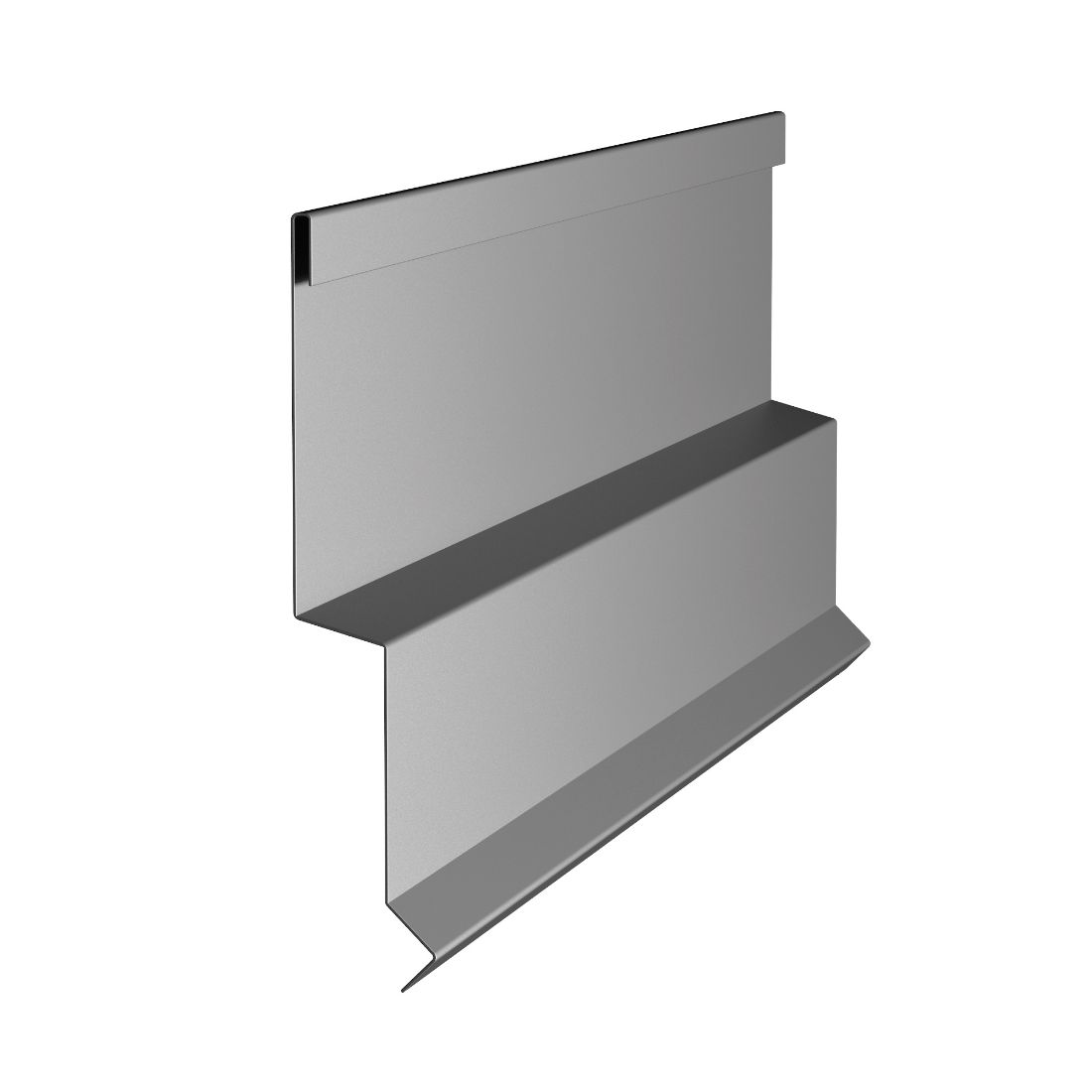 Shadowclad Horizontal Z Stainless Steel Flashing 3.0m