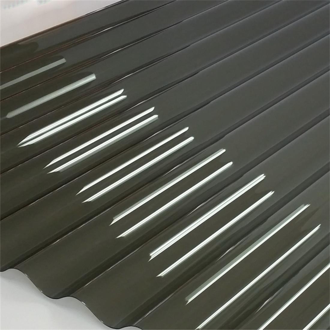 Corrugated Grey 1800 x 860mm