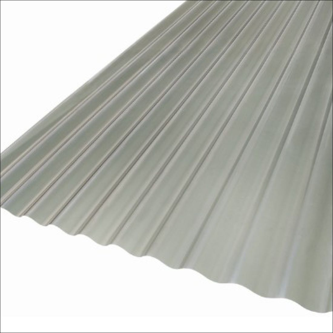 Corrugated  Solar Grey 6000 x 860mm