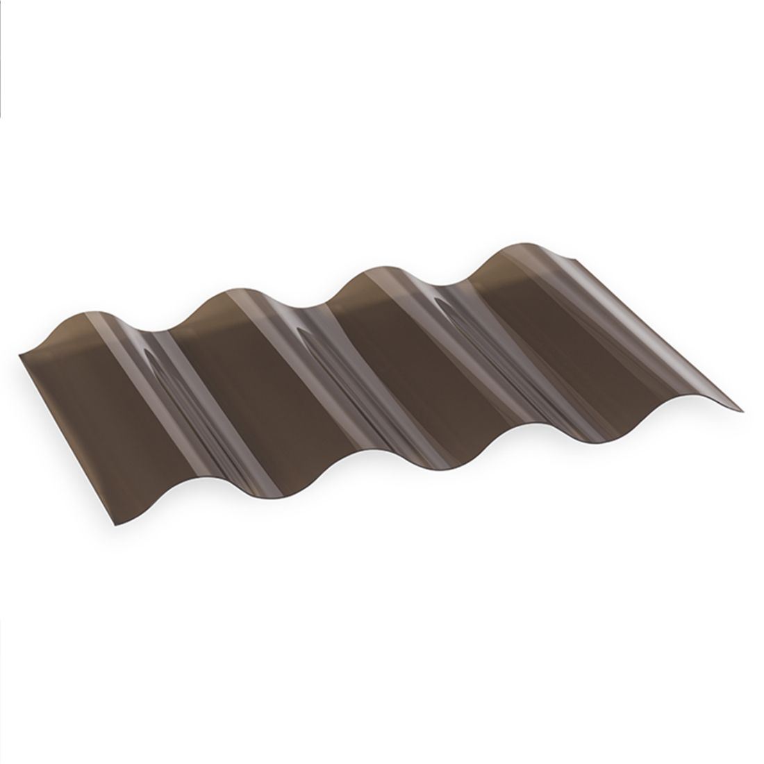 Corrugated Bronze 4800 x 860mm