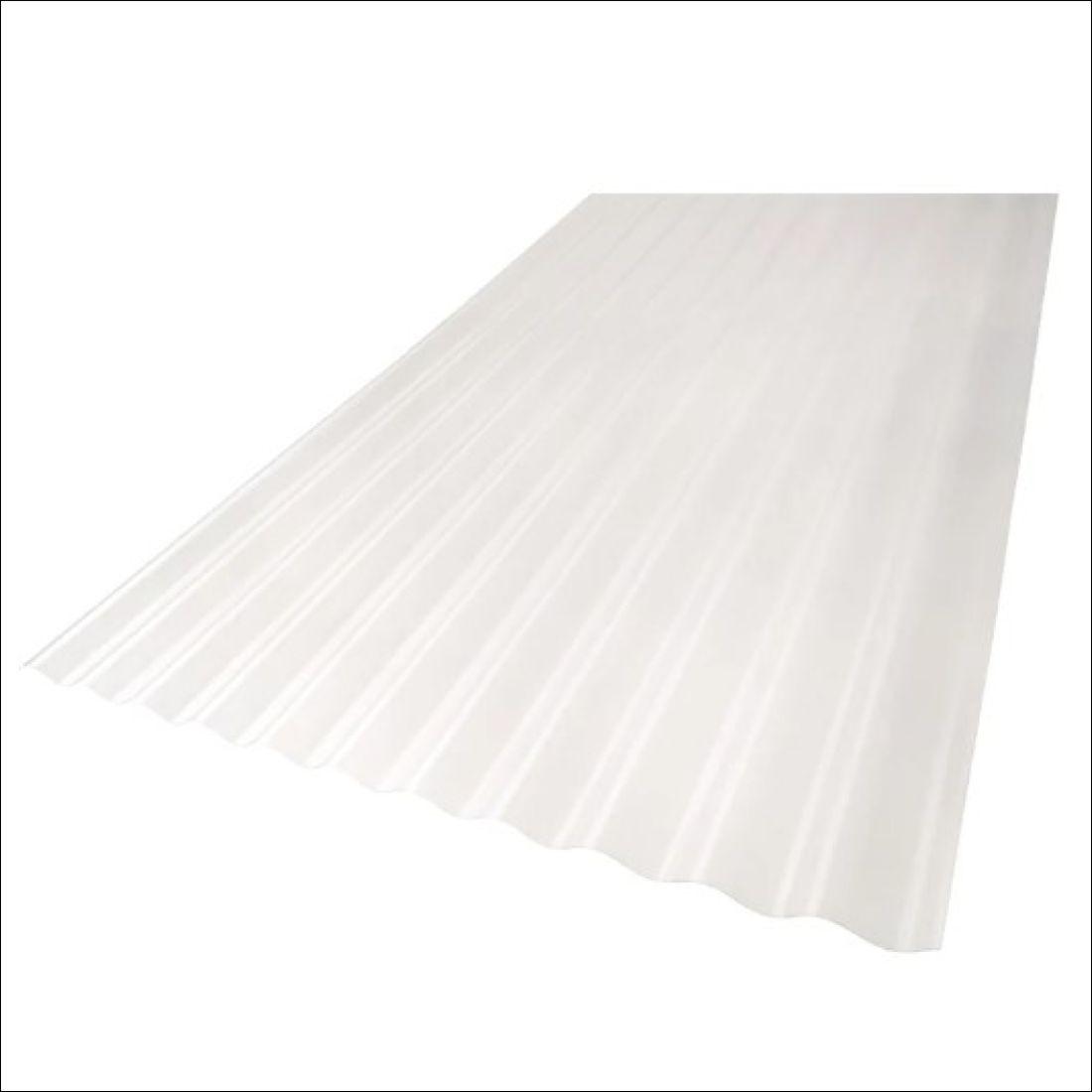 Corrugated Clear 7200 x 860mm