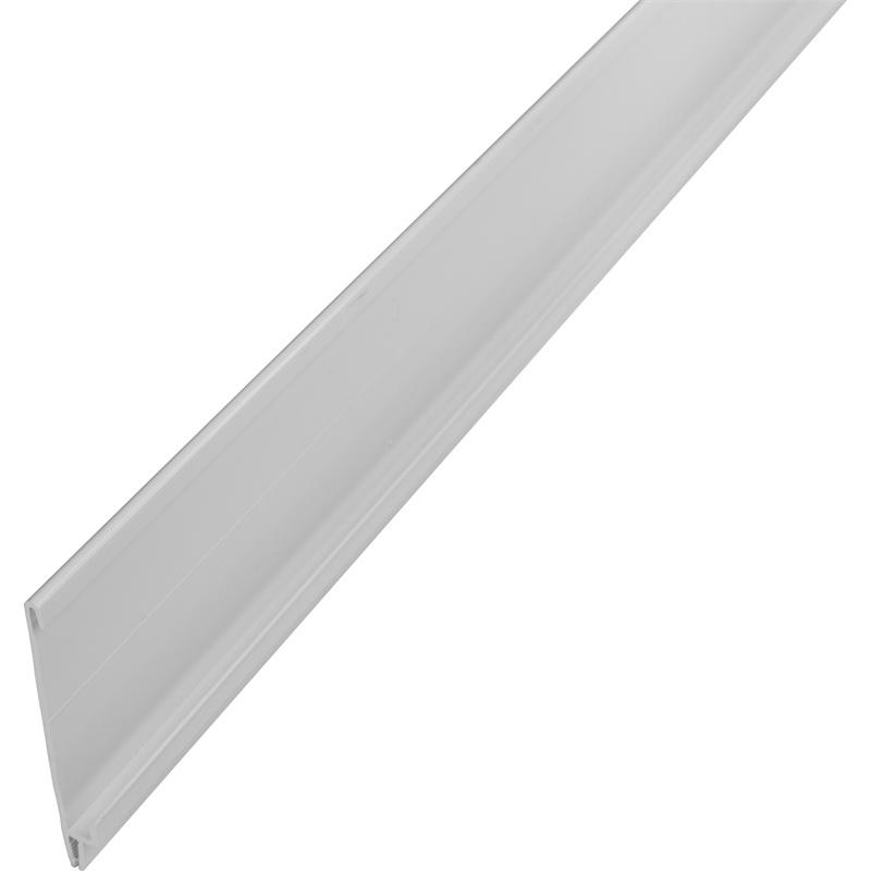 Palliside 3.6m x 60mm Starter Strip White