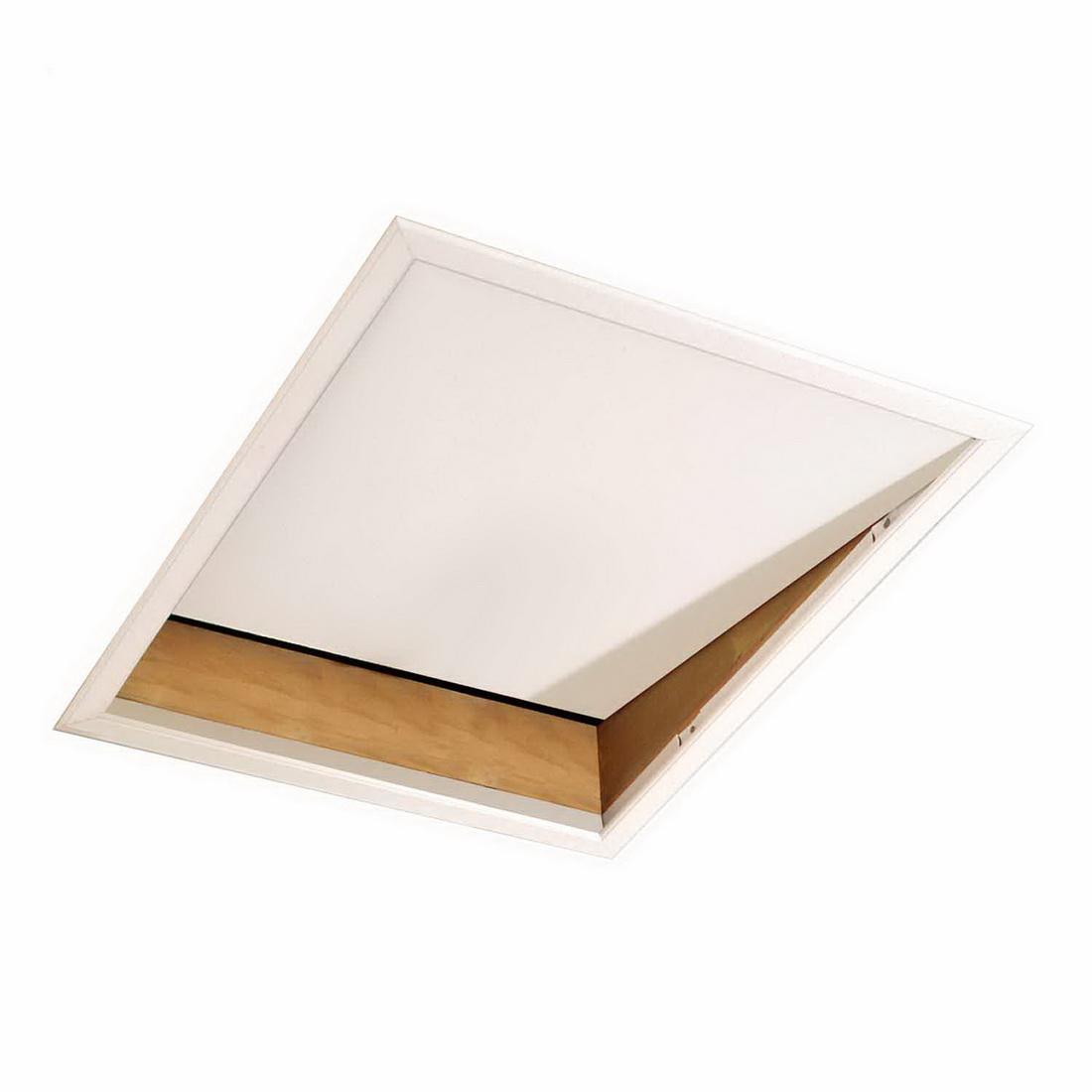 635x535mm  Ceiling Hatch White