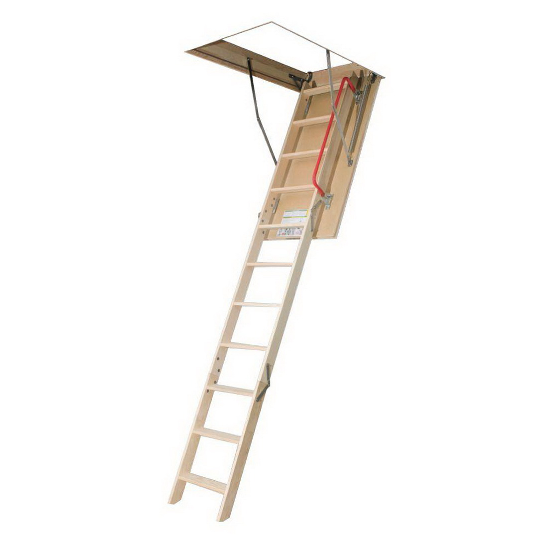 Standard Attic Stairs 2800 mm Beige LWS2800