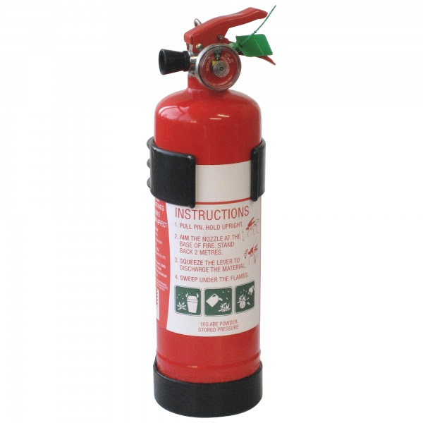 1kg ABE Dry Powder Boat & Marine  Fire Extinguisher
