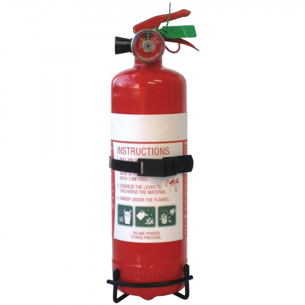 1kg ABE Dry Powder Genral Purpose Fire Extinguisher