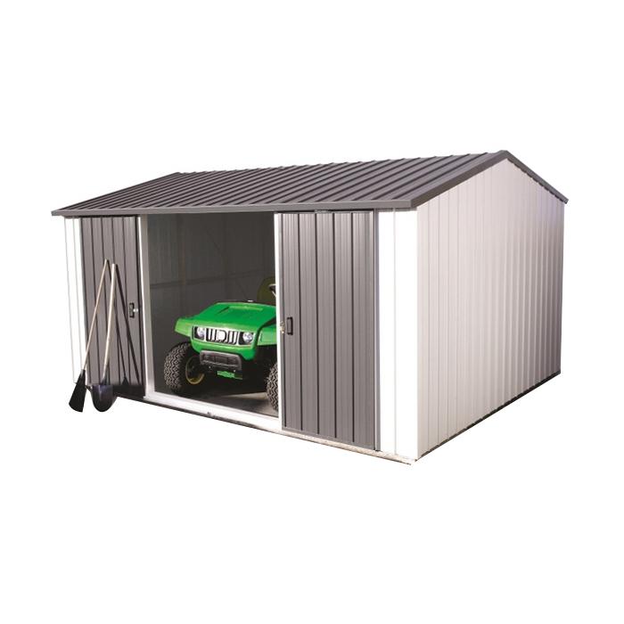 Kiwi Kitset Garden Workshop 4.21 x 4.21 x 2.33 m Zinc KMK4CZ