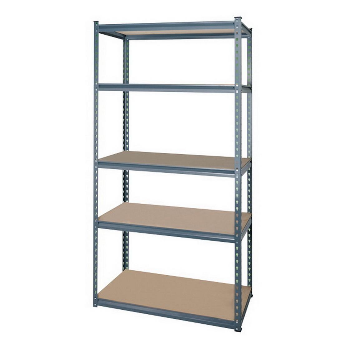 4-Tier Shelf Unit Clear D4TSU