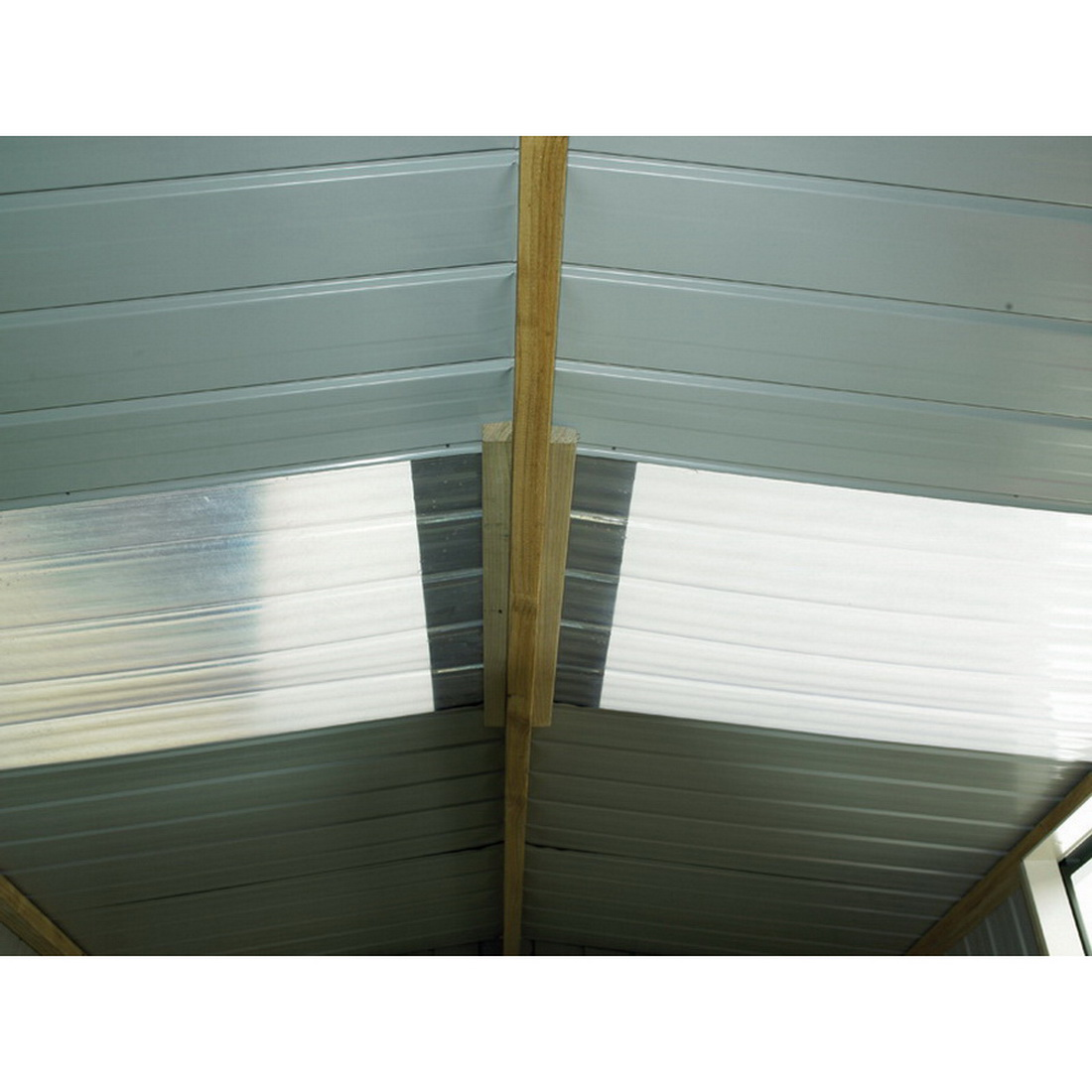 Kiwi Double Side Standard Clear Roof Panel Polycarbonate KCRPSB
