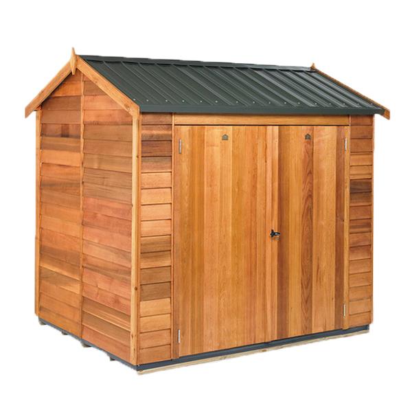 Astor Kitset Garden Timber Shed Colorsteel Roof 2.4 x 1.9m