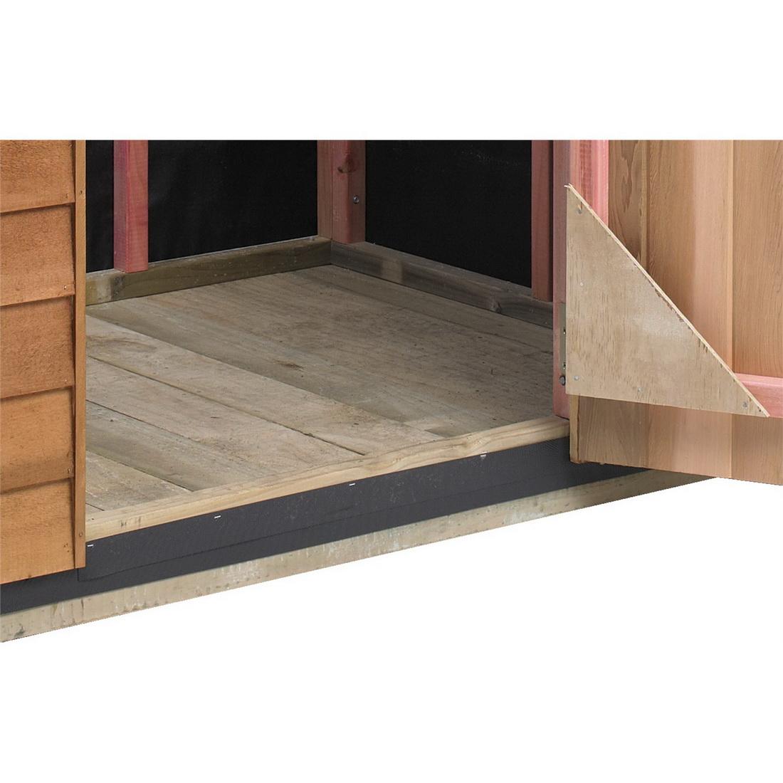 Bentley Garden Shed Timber Floor Kit