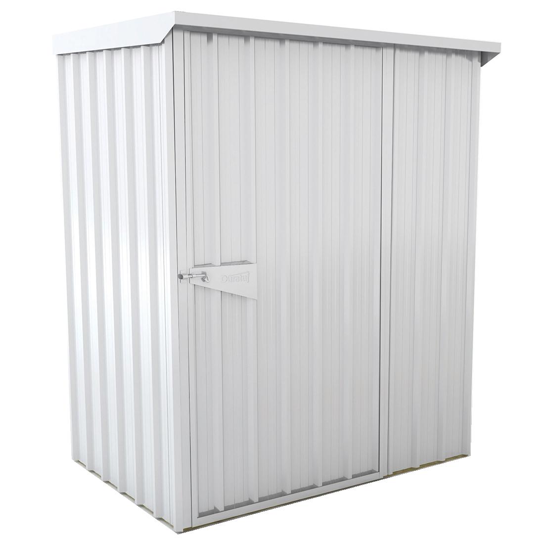 Garrison Zinc Kitset Garden Shed 1.52 x 1.02m