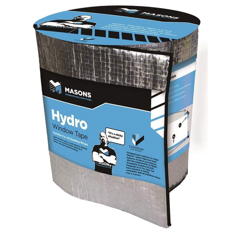Hydro Flashing Tape 200mm x 25m