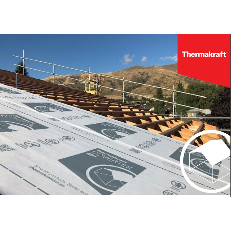 Covertek 401 Roof Underlay 1350mm x 55m 75m2