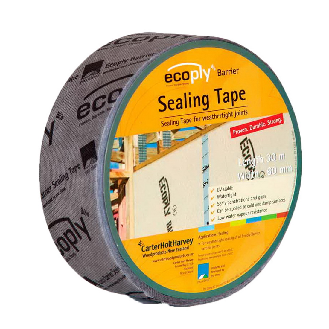 Barrier Sealing Tape 60mm x 30m