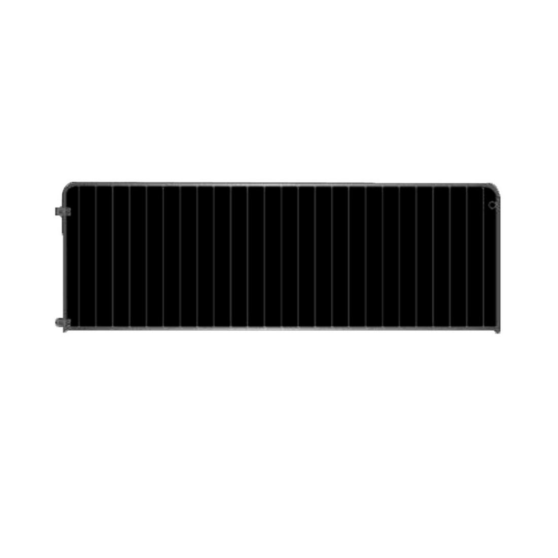Tru-Test Vertical Barred Gate 3.05 x 1m Hot Dip Galvanised Steel 800143