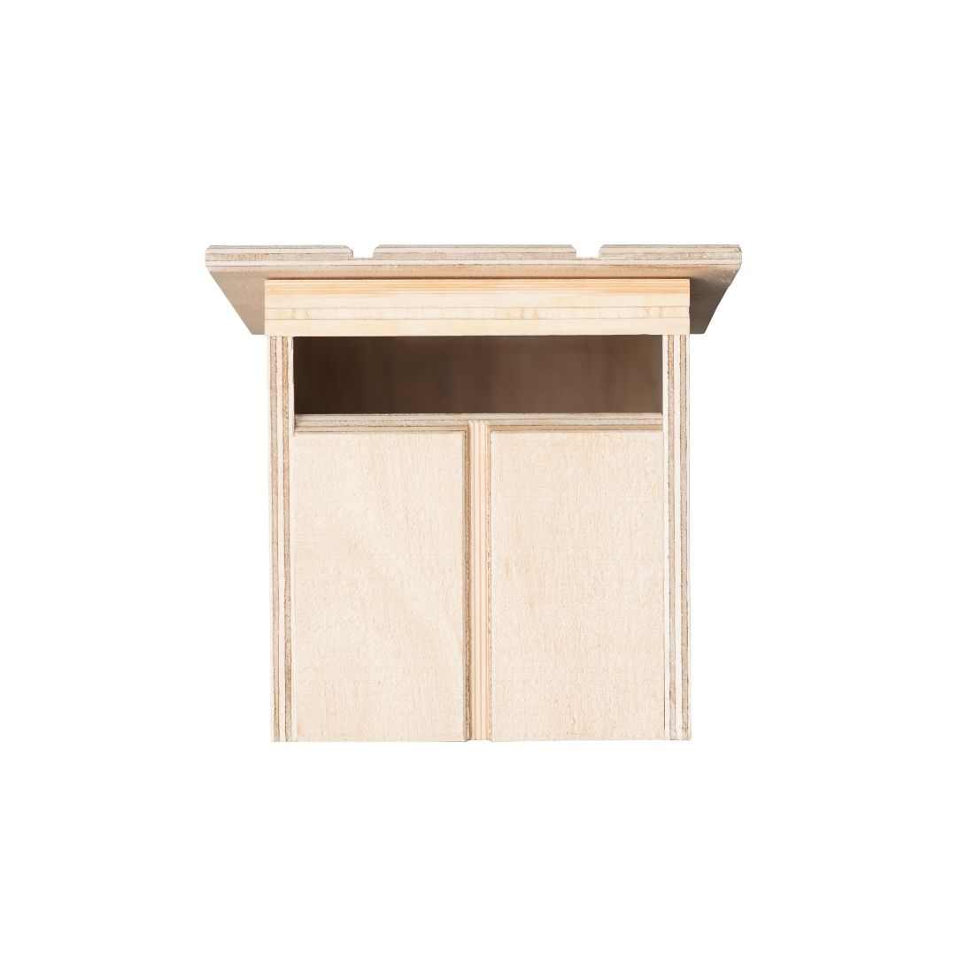 Cabin Letterbox Natural