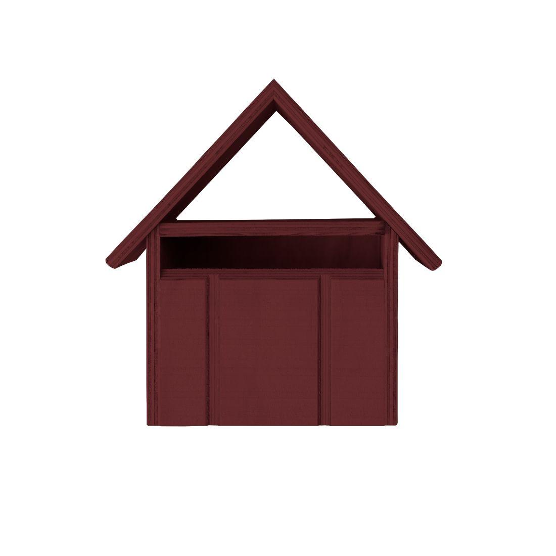 Villa Letterbox Redwood