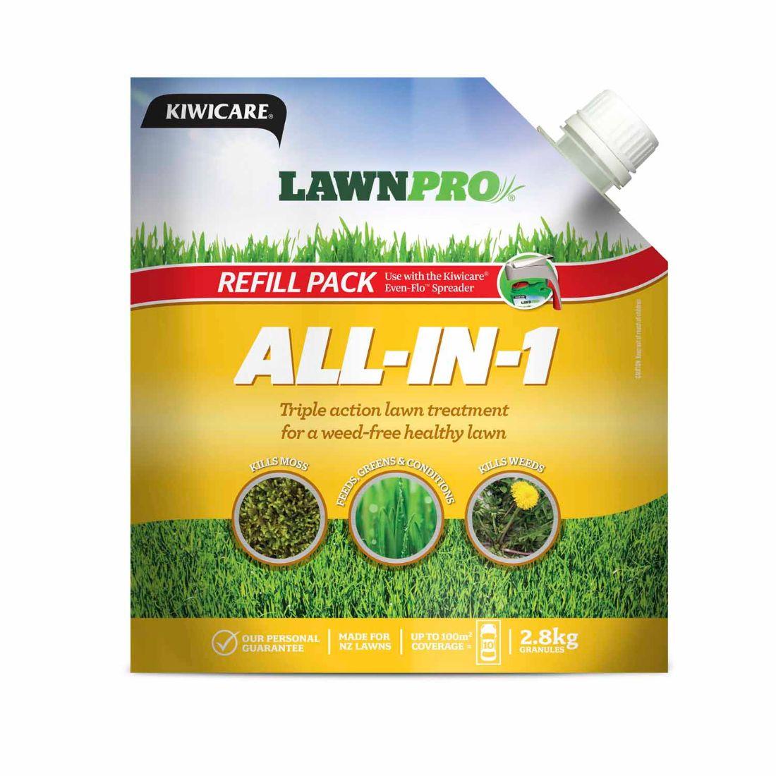 LawnPro All-in-1 Fertilizer Refill 2.8kg G42006