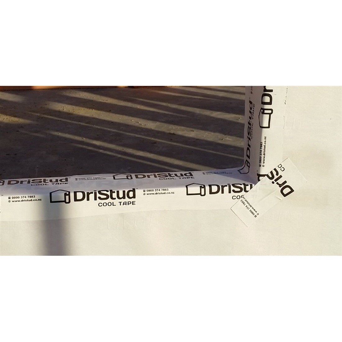 Cool Tape 1.0 Polymer 75mm x 25m