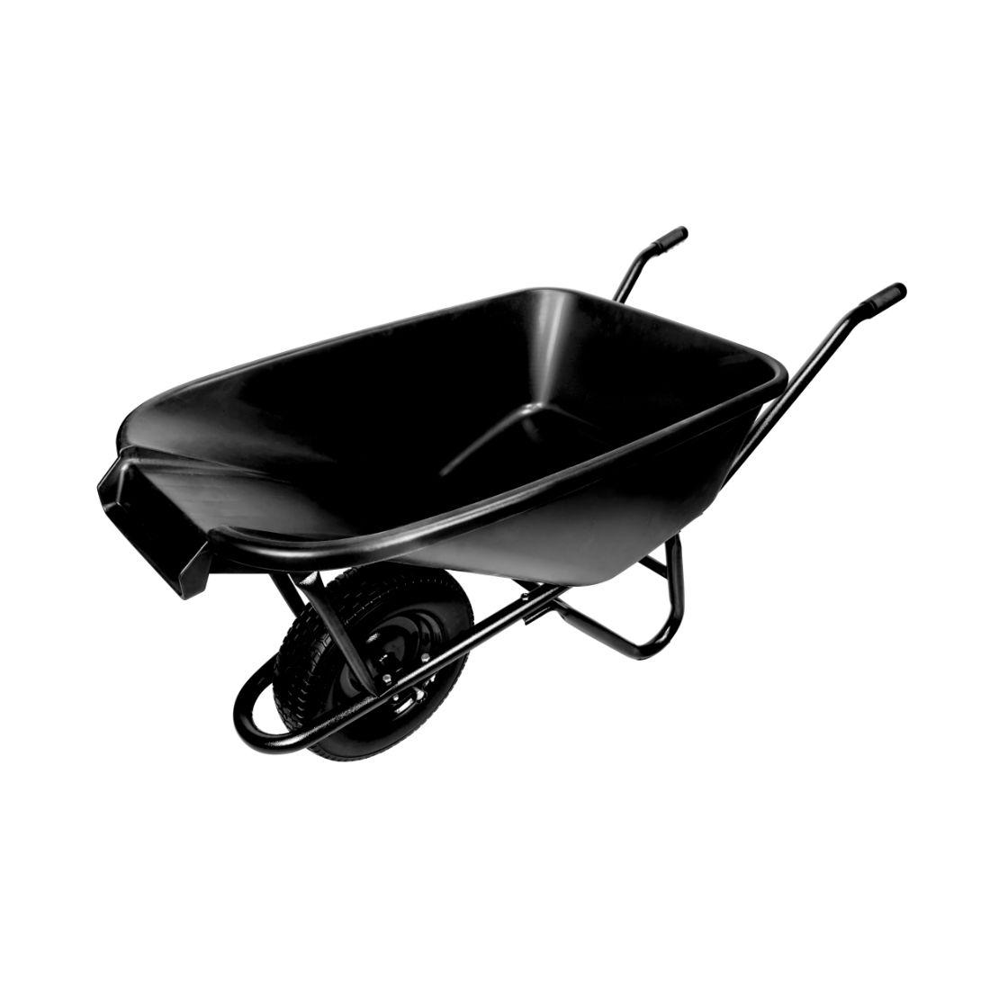 Maxpour Wheelbarrow 90L Black Edition