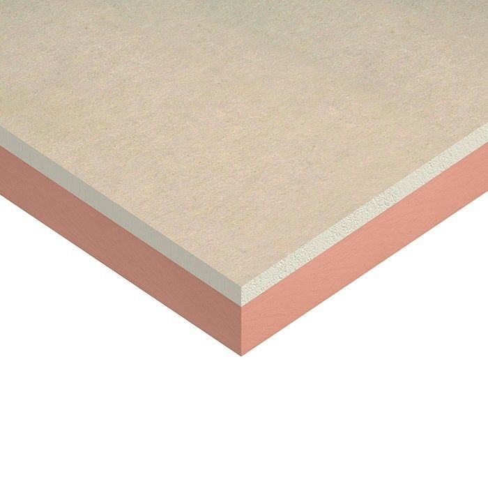Kooltherm K17 Insulated Dry-lining Plasterboard R2.0 2400 x 1200 x 50mm K17240040MM