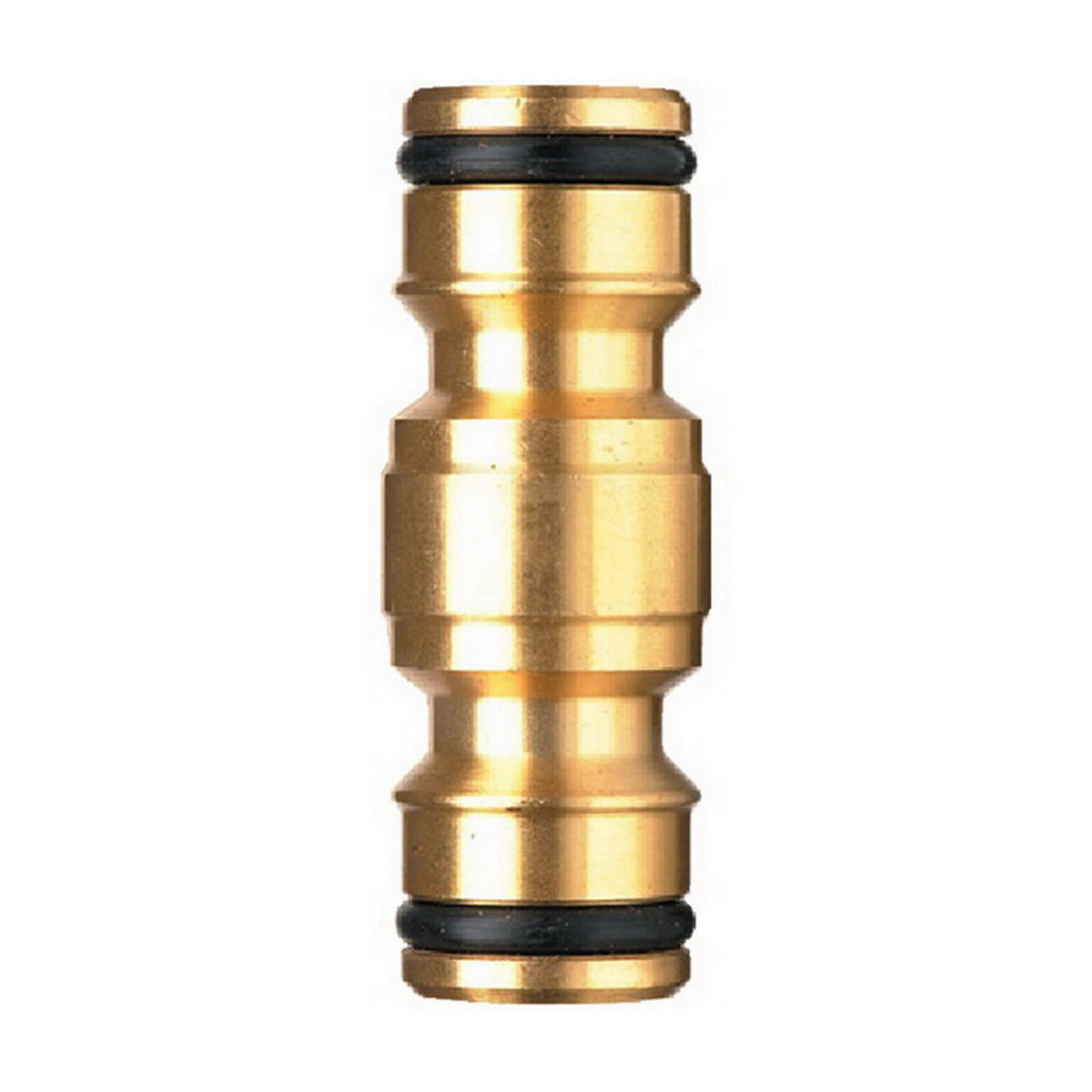 2 Way Brass Hose Adaptor 12mm Connection