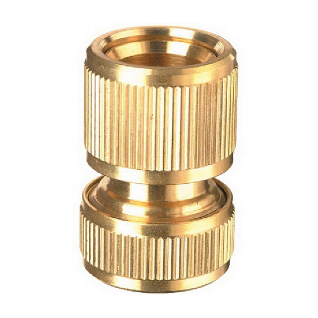 Brass Hose Connector 12mm Connection