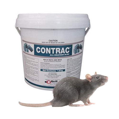 CONTRAC RODENT BLOX ALL WEATHER 1.8 KILOGRAM