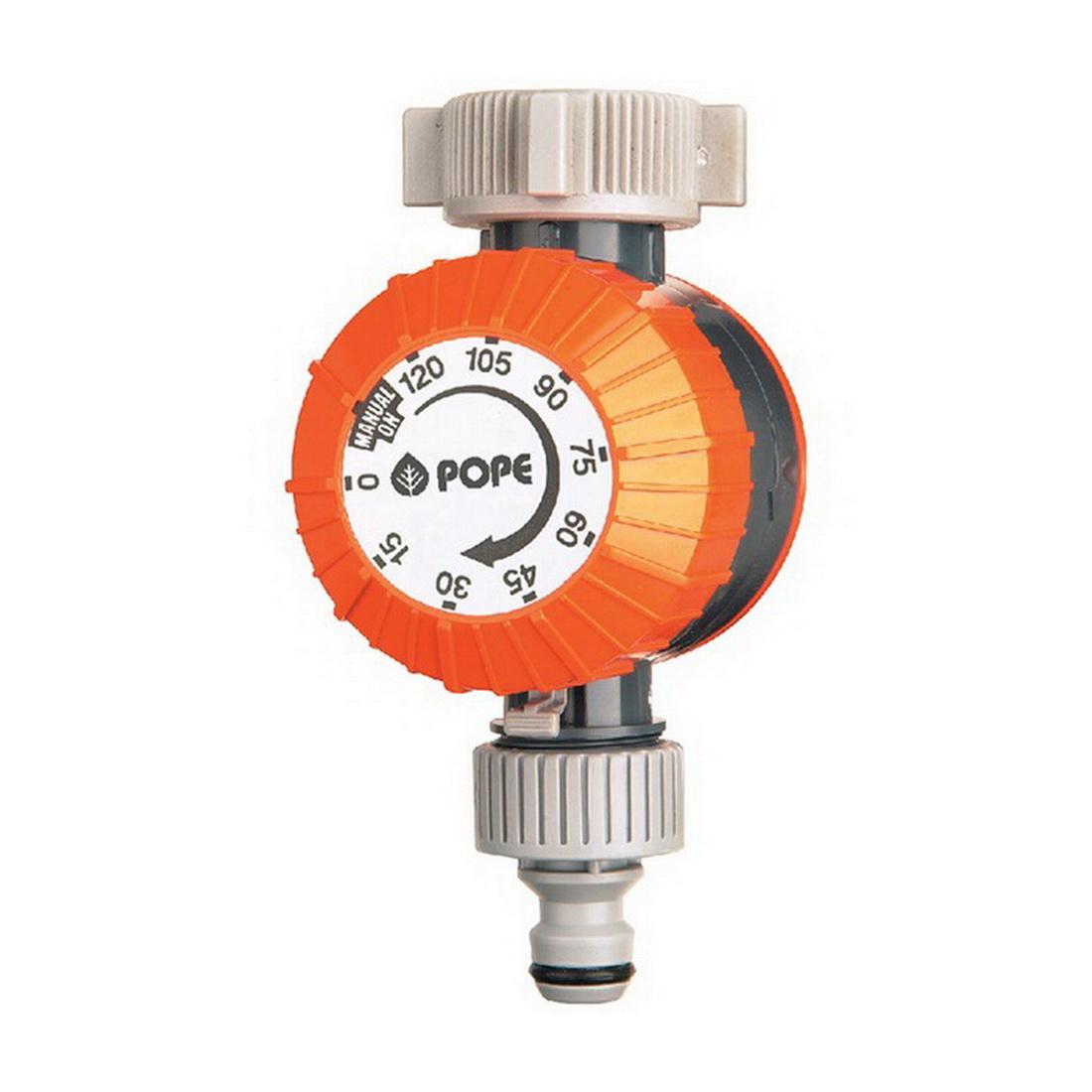 Mechanical Tap Timer 20 mm Orange/Grey 2 hr 1010307