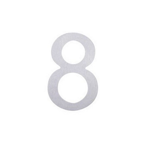 Elements Hardware Adhesive Number 8 Stainless Steel 76mm 5367-8-SS
