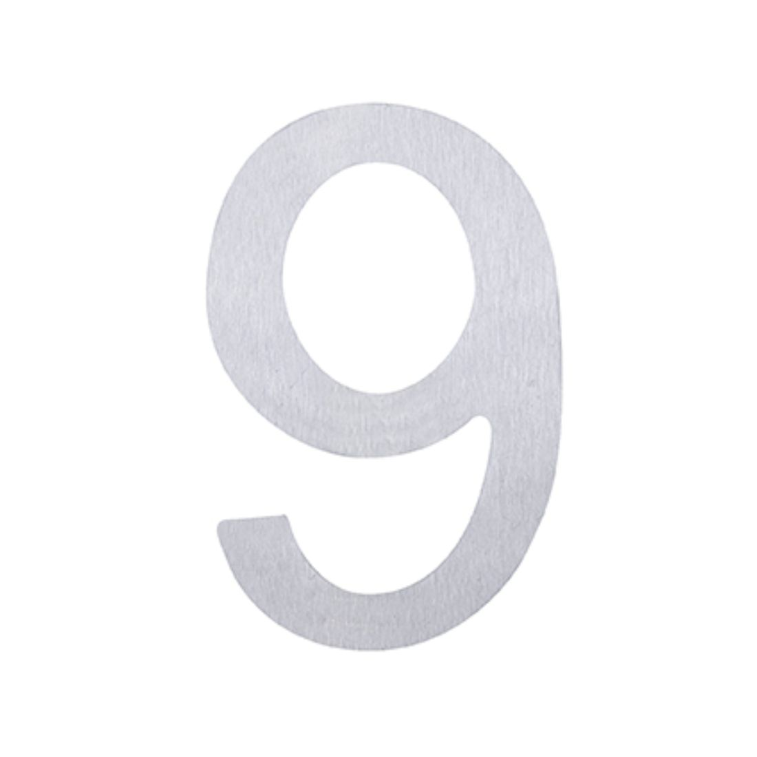 Adhesive Number 9 Stainless Steel 76mm 5367-9-SS